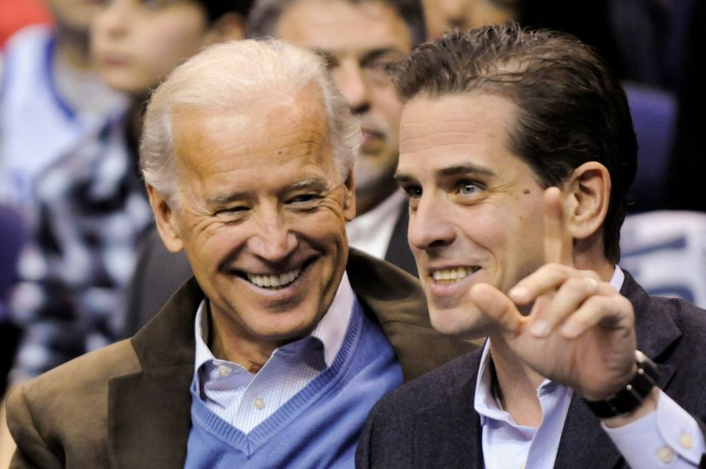 Hunter Biden reportedly still owns a stake in Chinese private equity firm co-owned by the Bank of China
