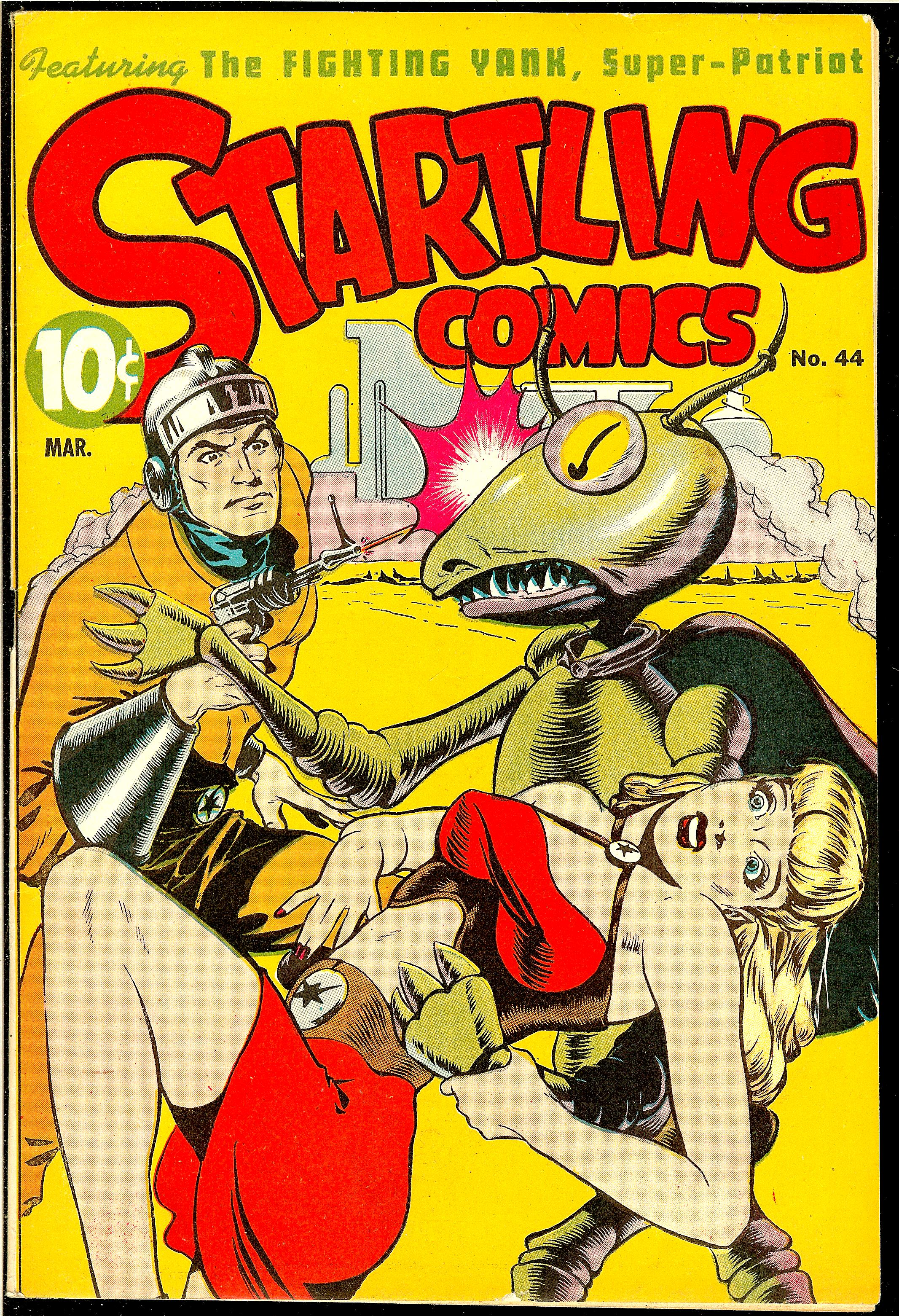 Image result for startling comics #44