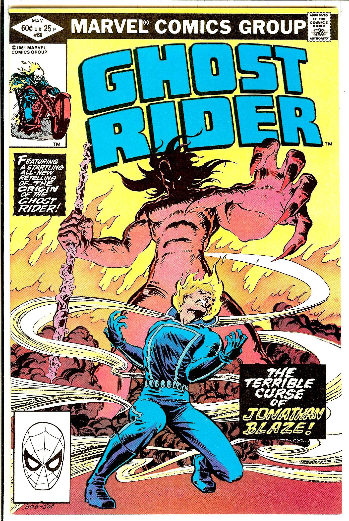 Ghost Rider #68