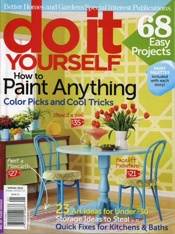 He said she said our diy column is back young house love if this magazine cover looks familiar then youve probably already noticed that the second appearance of our he said she said column in do it yourself solutioingenieria Gallery