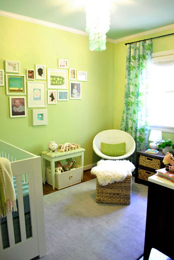What If Baby P Was A He? Mood Board Ideas For A Boy Nursery | Young ...