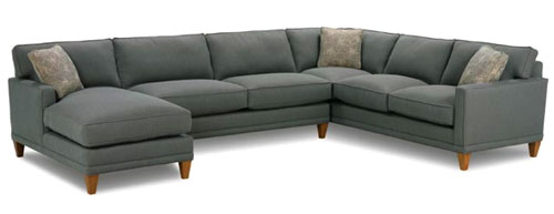 Townsend Rowe Sleeper Sectional Sofa