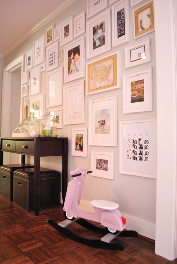 How We Organize Our Kid Clutter   Young House Love