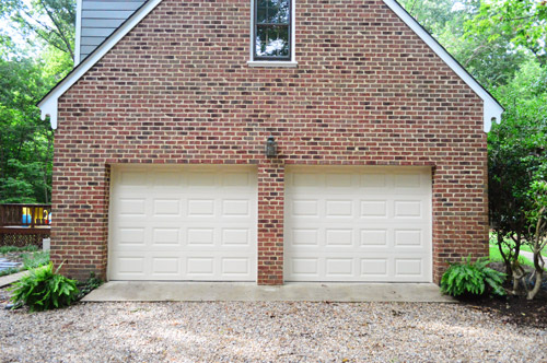 How To Program Your Garage Doors Their Dip Switch Young House Love