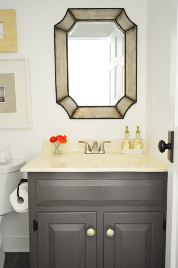 How To Switch Out A Bathroom Faucet Young House Love