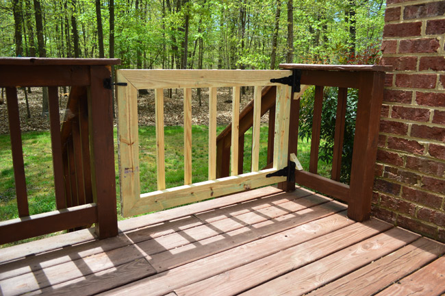 Deckgate Literally How To Make A Deck Gate Young