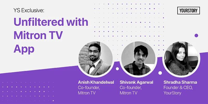 """TT :  [YS Exclusive] Comment les fondateurs de Mitron ont construit une application desi qui s'efforce de montrer la """" vraie Inde """" , influenceur"""