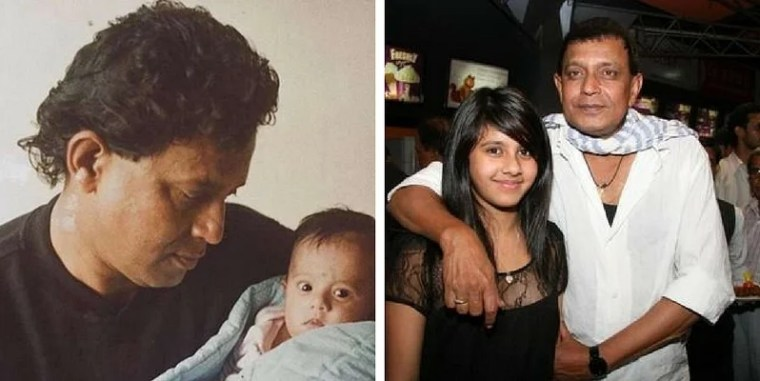 Mithun Chakraborty's untold story of adopting a girl child from a ...