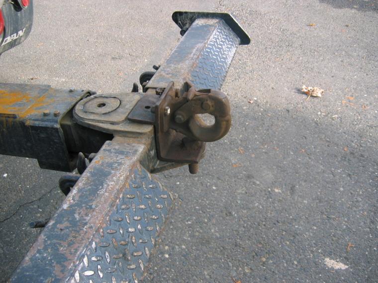 Wheel Lifts Pintle Hooks