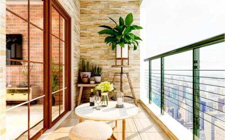 13 Modern Design Ideas For Your Small Balcony Zad Interiors