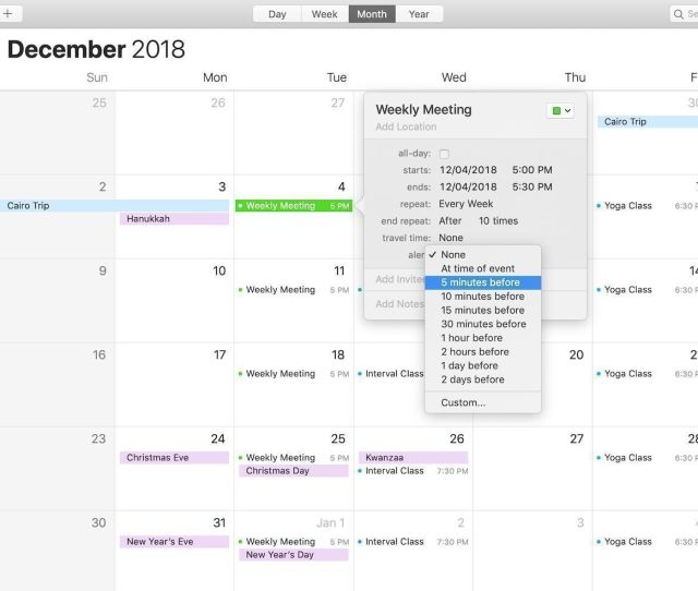 Because Its Built Into Macos And Ios Apple Calendar Is The Default Place To Store Calendar Entries On Apple Devices Without Any Real Effort On Your Part