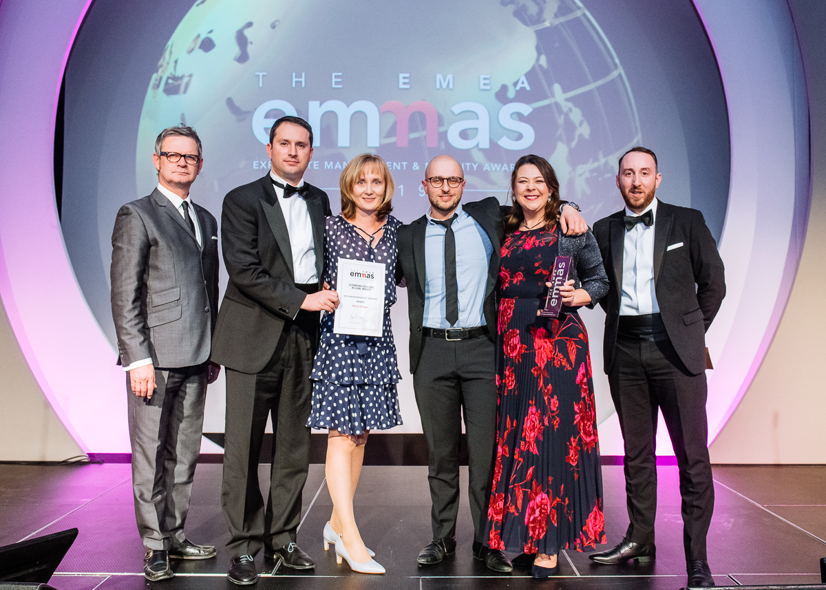 meet the winners of the 2019 emea emmas