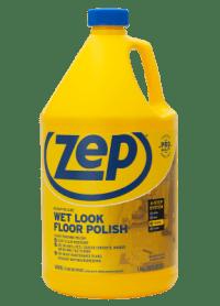 Wet-Look Floor Polish