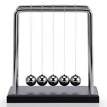 Newtons Cradle 20 Amp Under Gifts Holiday Decor