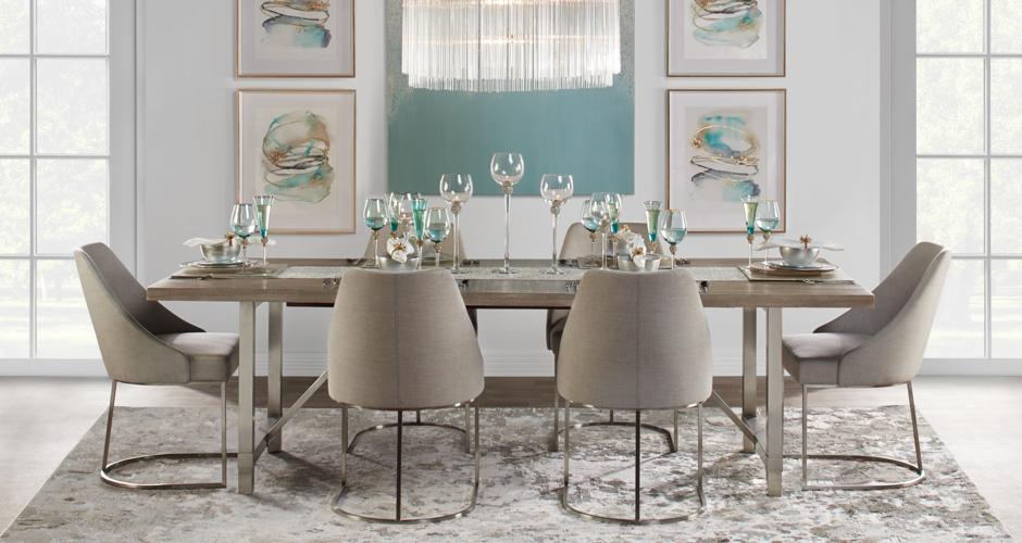 Dining Room Furniture & Elegant Dining Room Sets