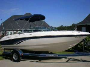2000 Chaparral 196 SSi | 20 foot 2000 Chaparral Motor Boat