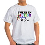 Autism Ribbon Son Light T-Shirt