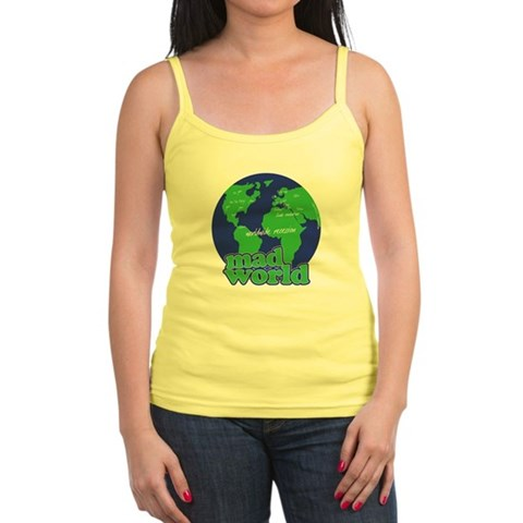 political t-shirt showing some of the convers around the globe
