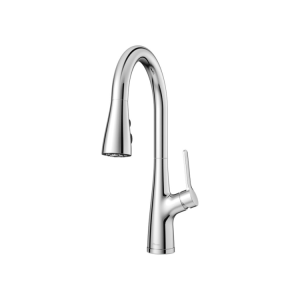 front view of pfister LG529-NEC kitchen faucet