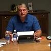 Stephen Kassinger Working in his Ontario Office