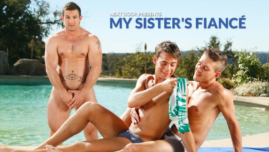 Il fidanzato di mia sorella   Phenix Saint, Alexander Gustavo, Max Penn (NextDoorTwink.com)