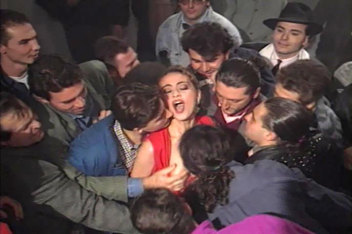 Never Say Never Rocco Siffredi, Scène # 10