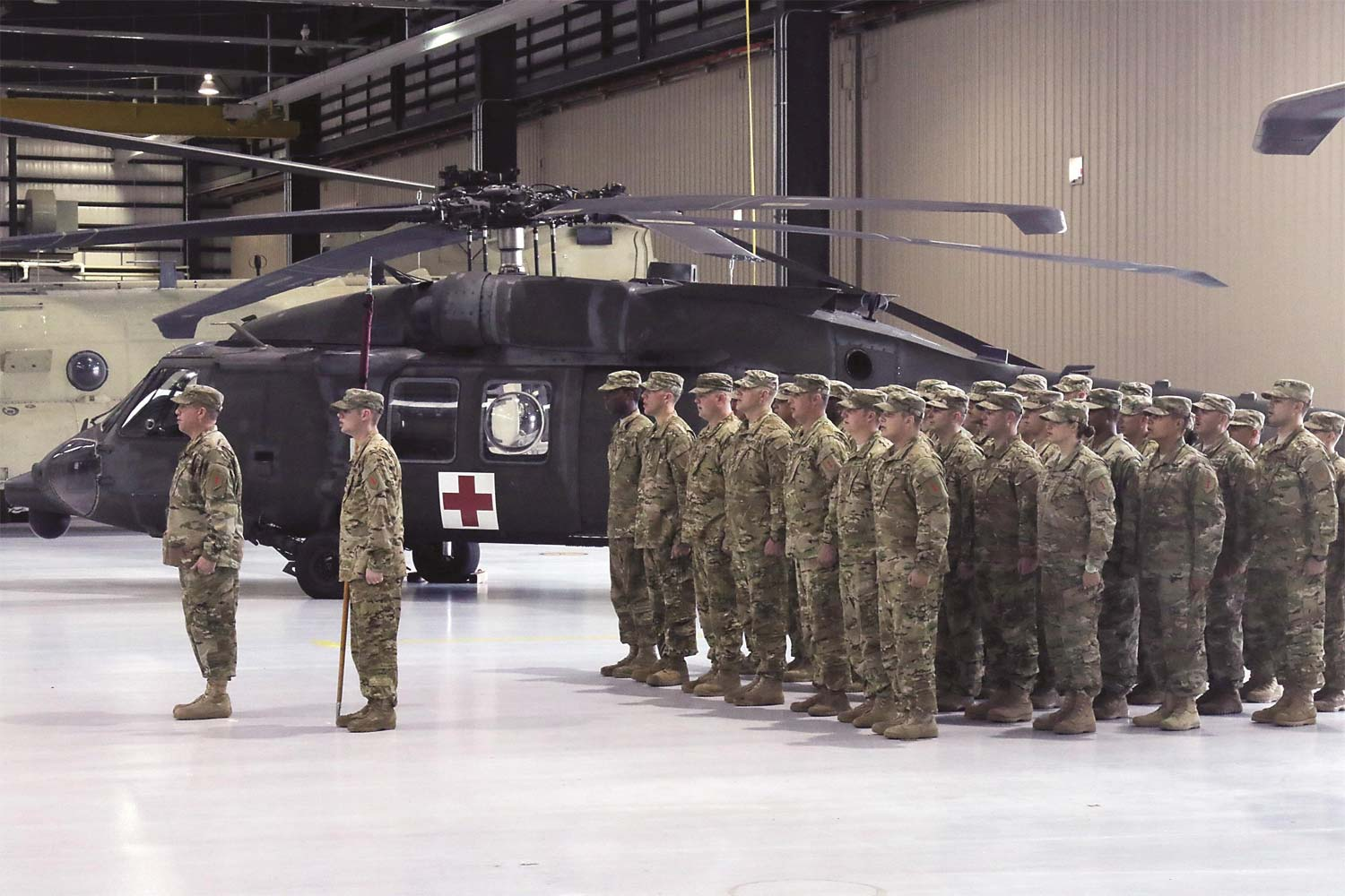 Army Announces 800 Soldier Aviation Unit To Deploy To