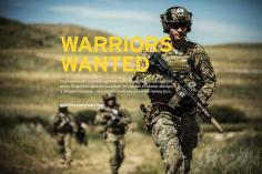 Army Launches New 'Warriors Wanted' Campaign Aimed at Generation Z |  Military.com