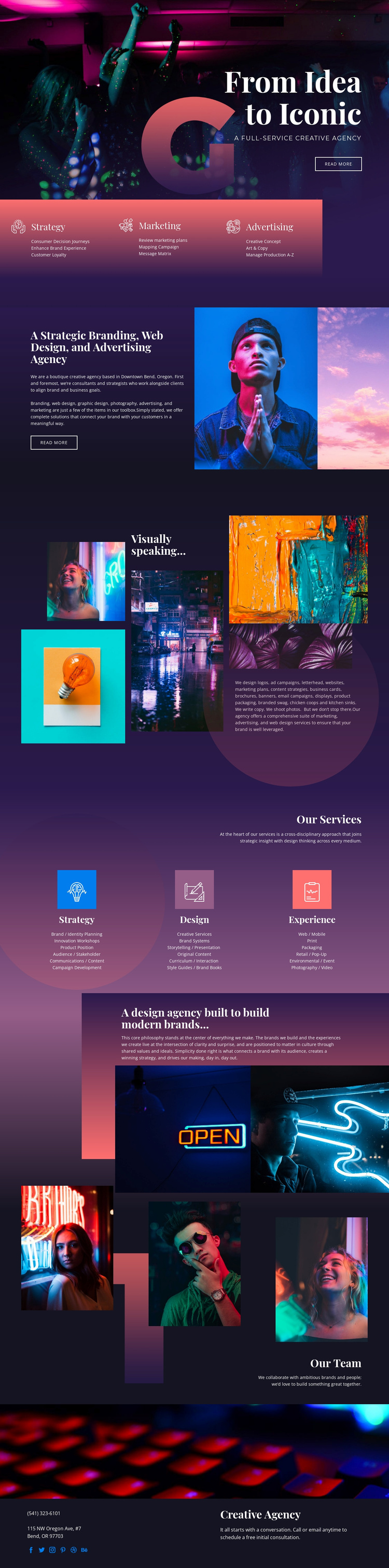 Free download the biggest collection of website templates, layouts and themes. Iconic Ideas Of Art Website Template