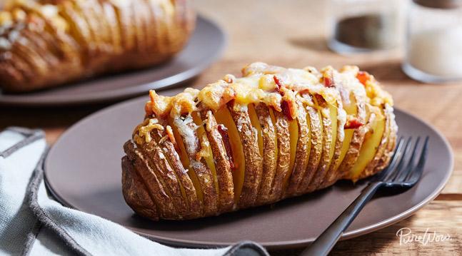 This Hasselback Potato Recipe is Legendary