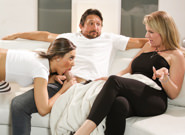 Mommy Likes To Watch #02   Tommy Gunn & Jaye Summers