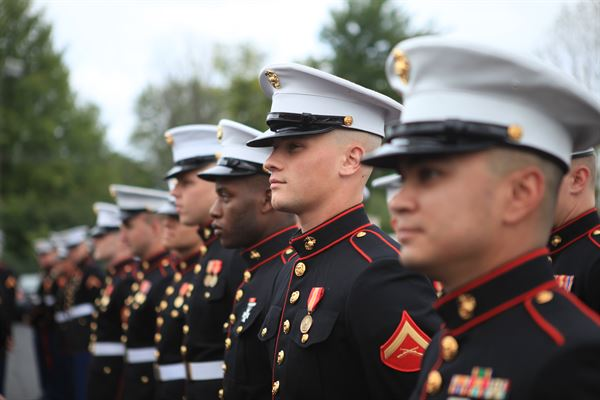 Marine Corps History Quiz