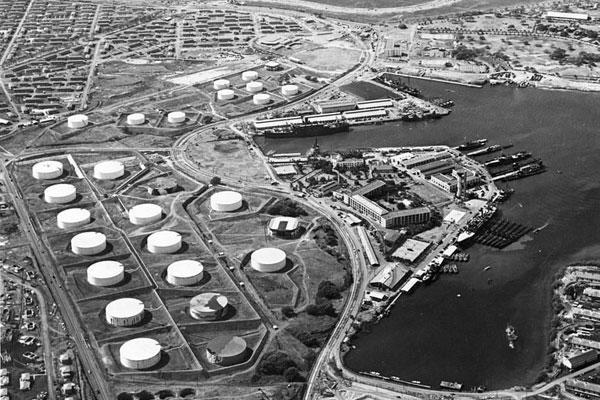 Pearl Harbor Sub Base Gym