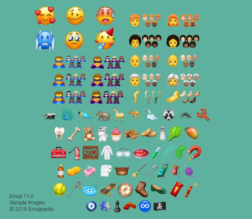 heuer kommen 157 neue emojis