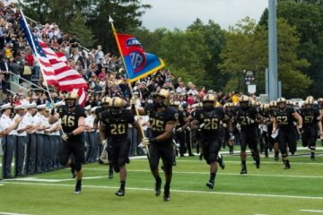 Image result for army football entrance