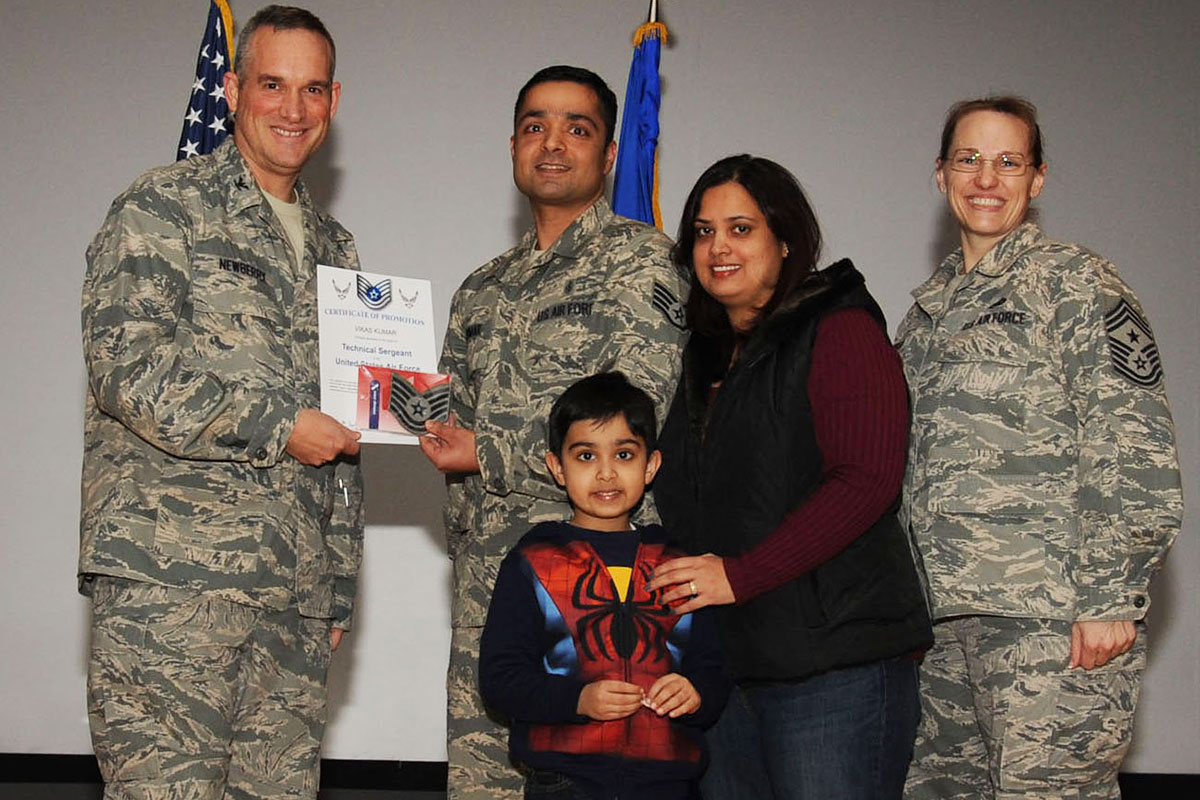 Air Force Identifies 7501 For Promotion To Technical