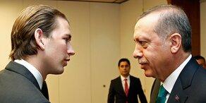 Bildergebnis für kurz vs erdogan