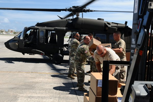 General Tries to Avoid Political Firestorm over Puerto ...