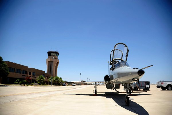 Laughlin AFB Suspends Flying Operations Following T38