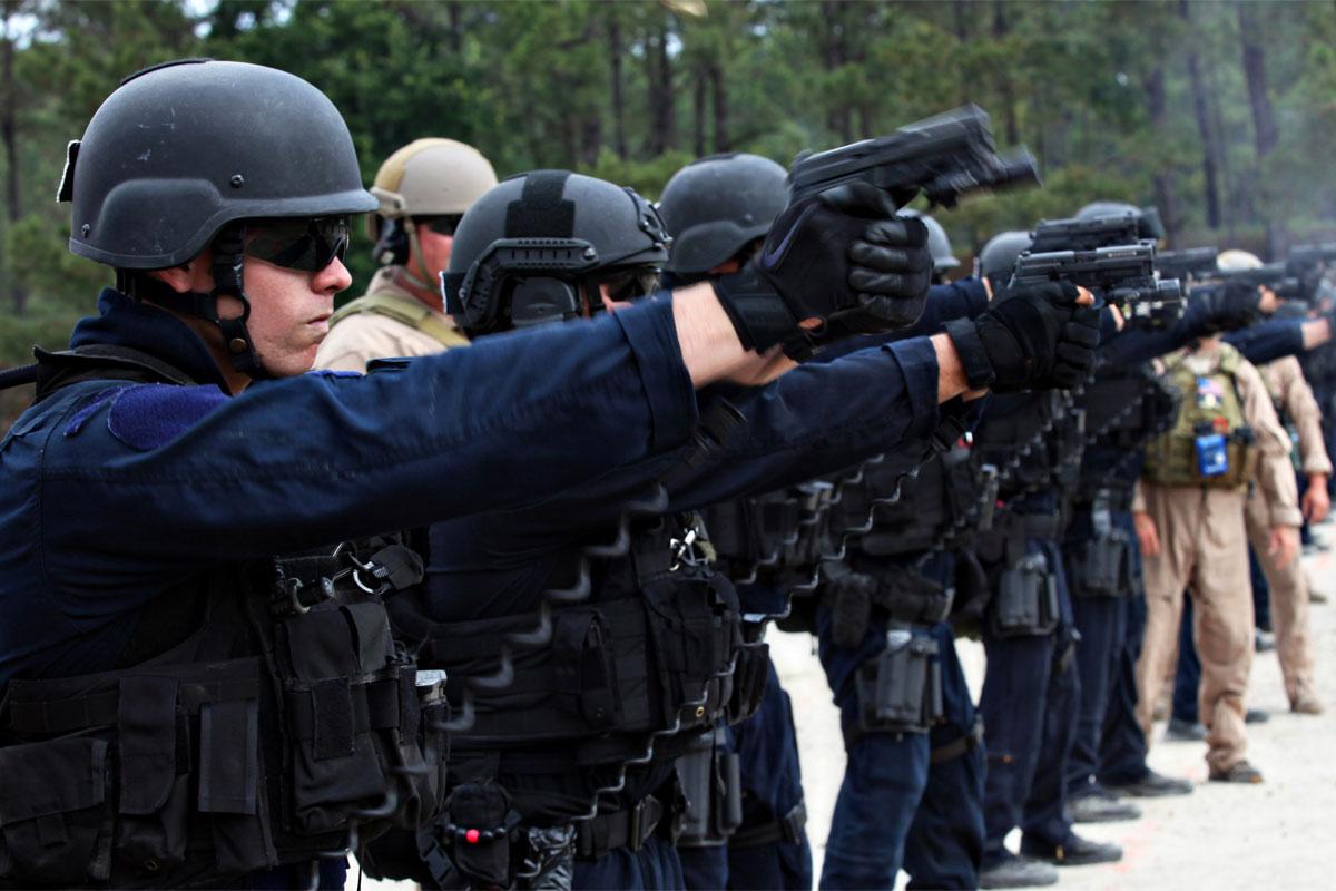 Security Guard Job Training
