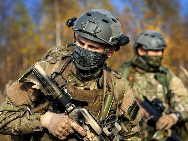 Top 10 Militaries of the World -2019