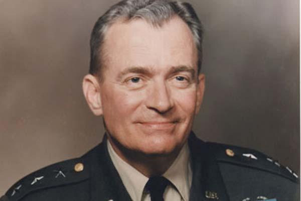 Retired Lt. Gen. Samuel Wilson (Army Photo)