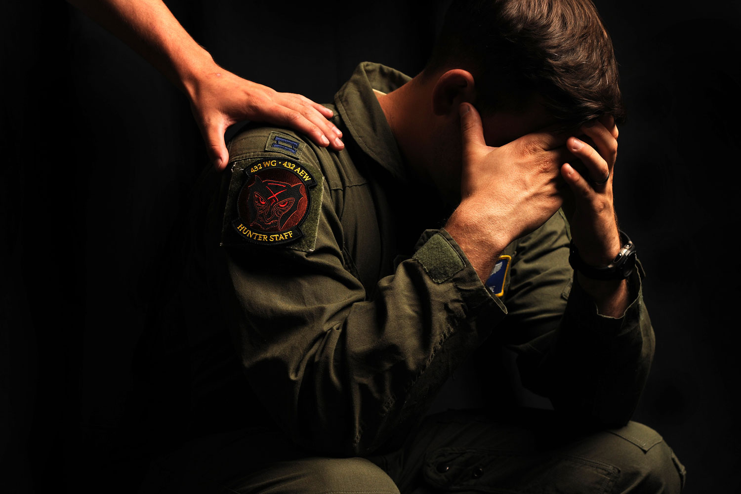 One Person S Ptsd Can Affect A Whole Family
