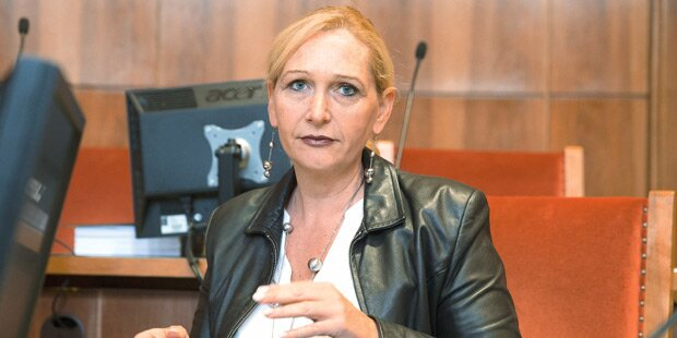 Forensische Gutachterin: Psychologin Anita Raiger