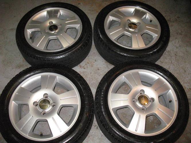 17 Ford Inch Rims Focus