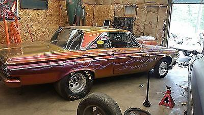 1964 Plymouth Belvedere Pro Street Drag Car Race Car Shock Treatment     1964 Plymouth Belvedere Pro Street Drag Car Race Car