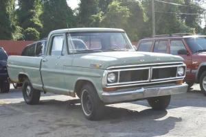 1970 Ford F100 pickup truck  one owner for Sale in