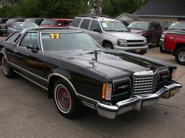 1977 Ford Thunderbird For Sale In Des Moines Iowa