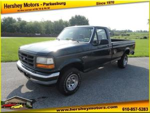 1995 Ford F150 XL for Sale in Parkesburg, Pennsylvania
