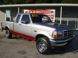 1995 Ford F150 XL | 1995 Ford F150 XL Car for Sale in
